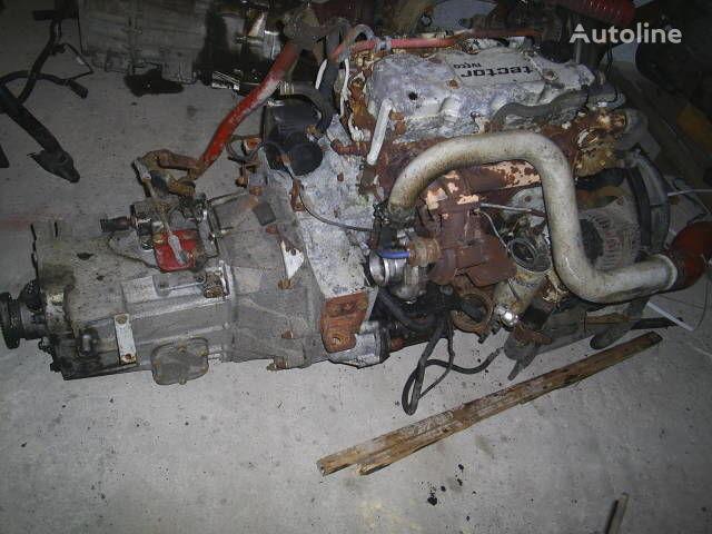 IVECO EUROCARGO 75E17 kamyon için Iveco motor