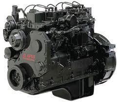 yeni KOMATSU buldozer için Cummins motor