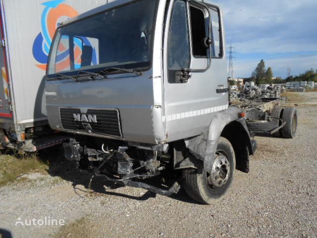MAN 163 kamyon için MAn 14.163 EURO 2 B.J. 1998 KM 400000 motor