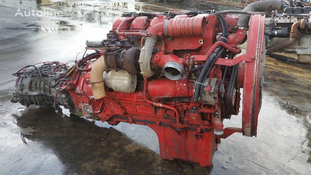 MAN D2865 kamyon için motor