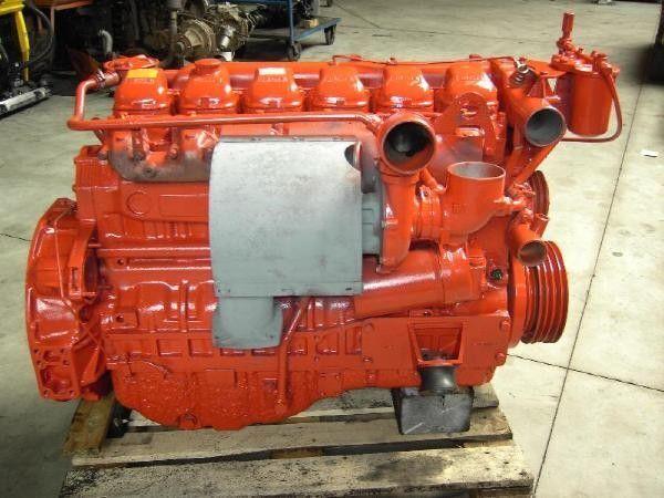 MAN D2866 LOH 01 2/3/6/7/9/20/23/28 diğer için motor