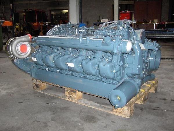 MAN D2876 LOH 01/02/03/04/05/20/21/23 otobüs için motor