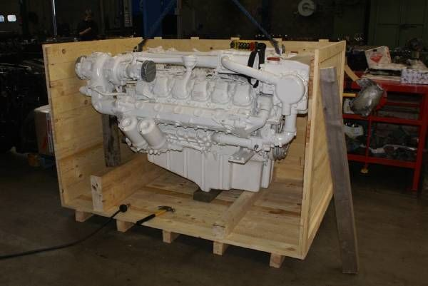 MAN RECONDITIONED ENGINES kamyon için motor