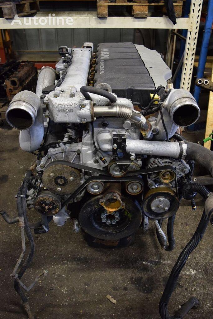 MAN TGA tır için MAN d2066 motor