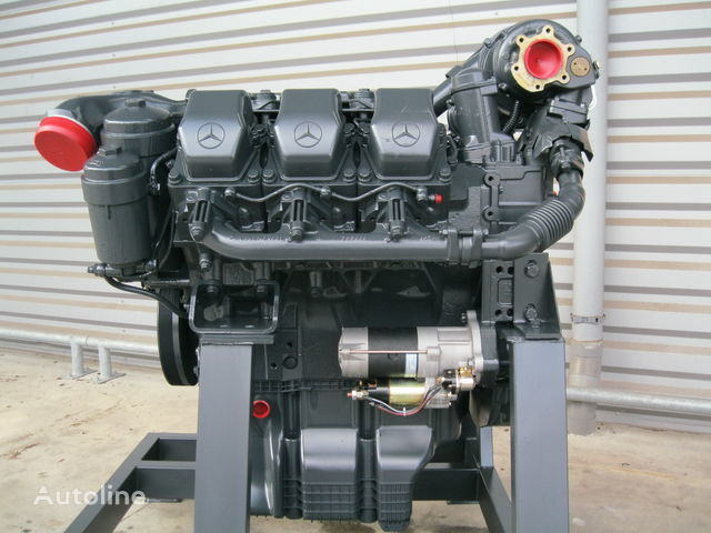 MERCEDES-BENZ ACTROS kamyon için Mercedes Benz ACTROS OM501LA motor