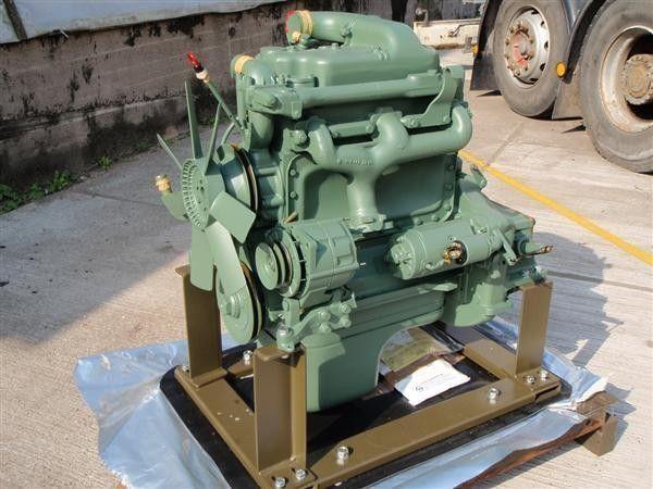 MERCEDES-BENZ OM 314 ekskavatör için motor