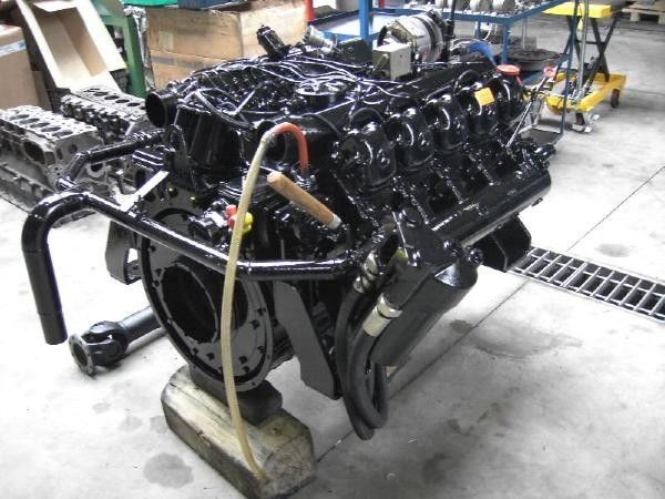 MERCEDES-BENZ OM 403 kamyon için motor