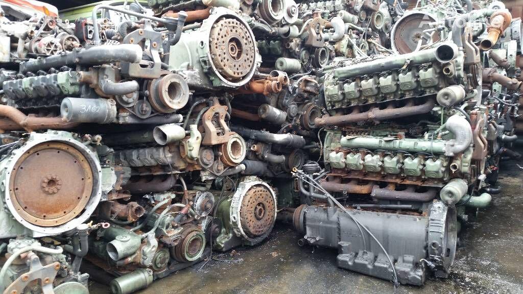 MERCEDES-BENZ OM447 OM447LA kamyon için motor