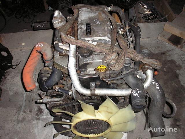 MITSUBISHI canter kamyon için Mitsubishi 4M40-4d31-4d34 motor