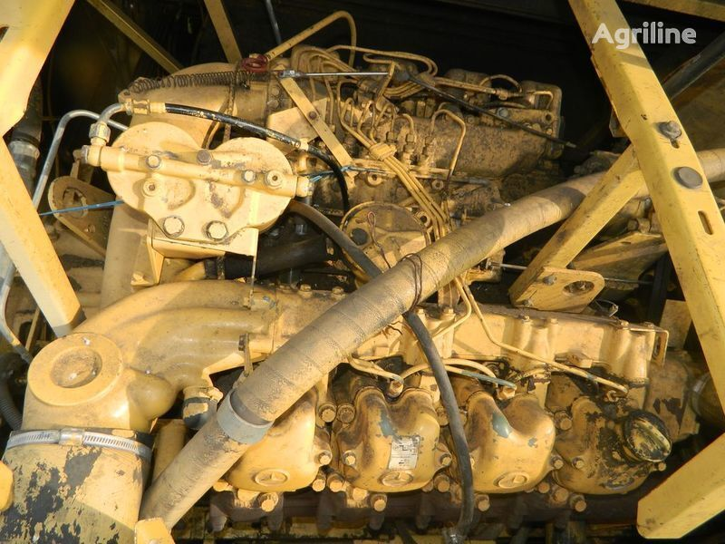 NEW HOLLAND TF46 biçerdöver için Mercedes Benz OM422 motor