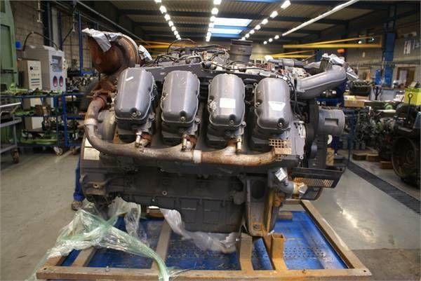 SCANIA DC16 diğer için motor