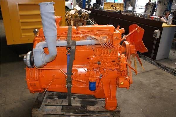 SCANIA DS11 ekskavatör için motor