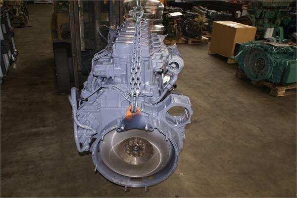 SCANIA DSC 12 01 kamyon için motor