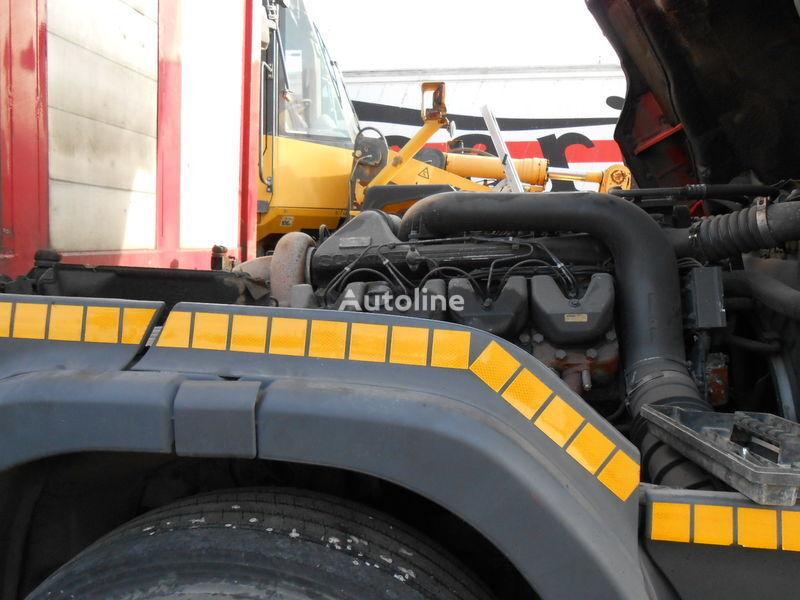 SCANIA Mod 144 PS 460/530 kamyon için DSC 1415 L02 SCANIA 144 DSC1415L02 V8 PS 460/530 motor