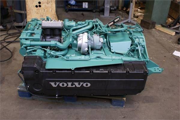 VOLVO DH12 otobüs için motor
