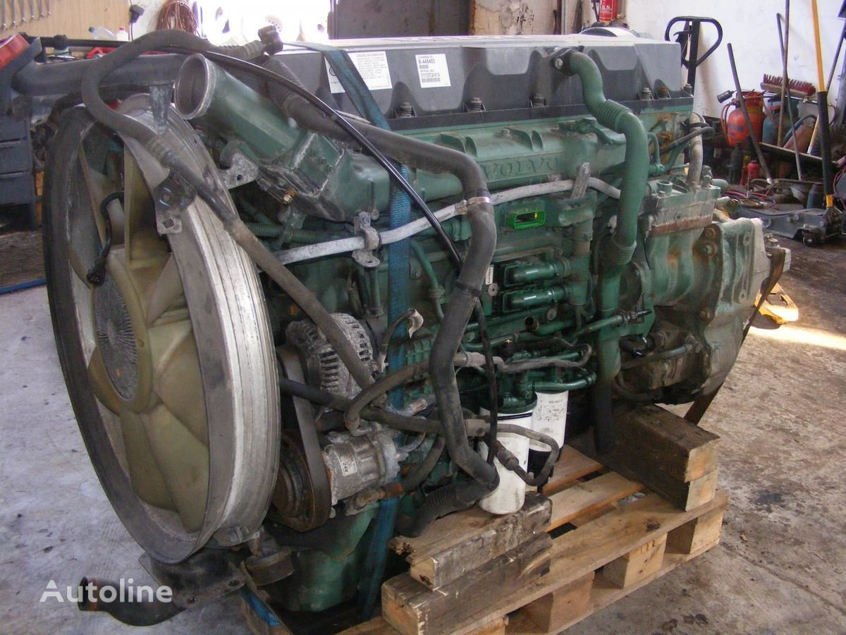 VOLVO motor D13A 400/440/480 kamyon için motor