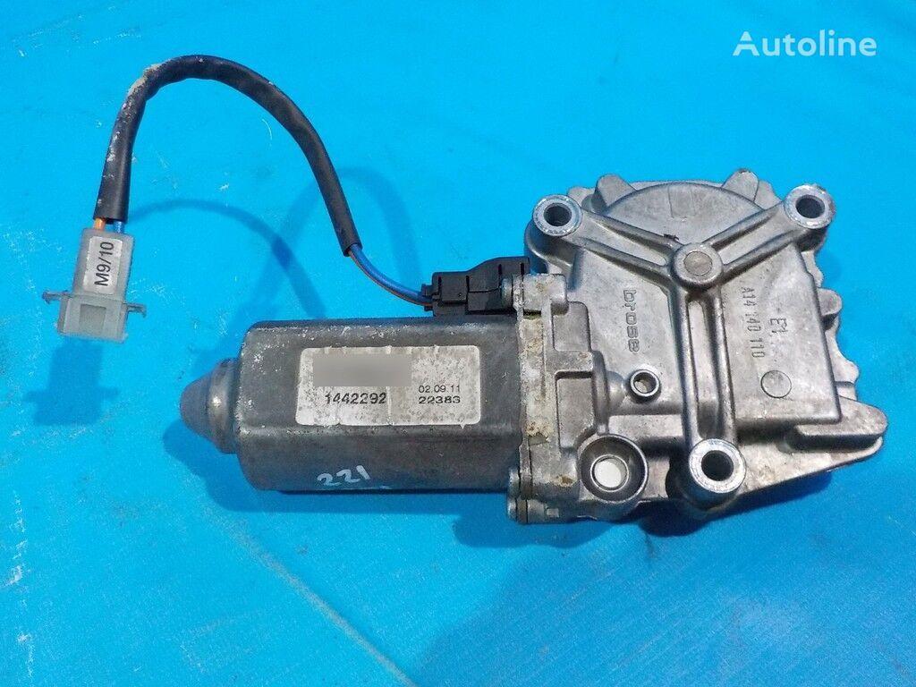 kamyon için Elektricheskiy motorchik steklopodemnika LH Scania otomatik cam düğmesi
