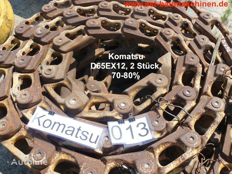 ekskavatör için Komatsu D65EX12 Ketten paletler