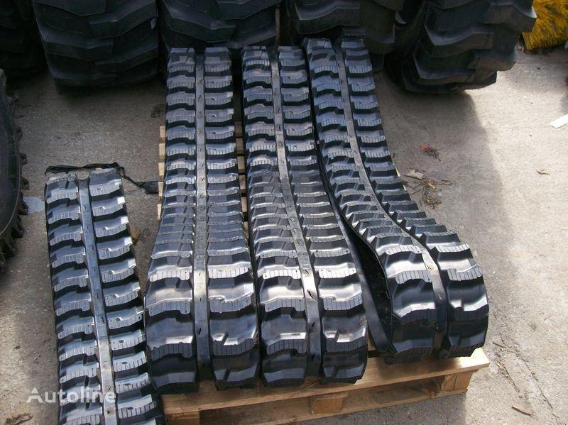 yeni NEUSON 1200, 1202, 1302, 1400RD, 1402 mini ekskavatör için Gąsienica gumowa 230x72x43 paletler