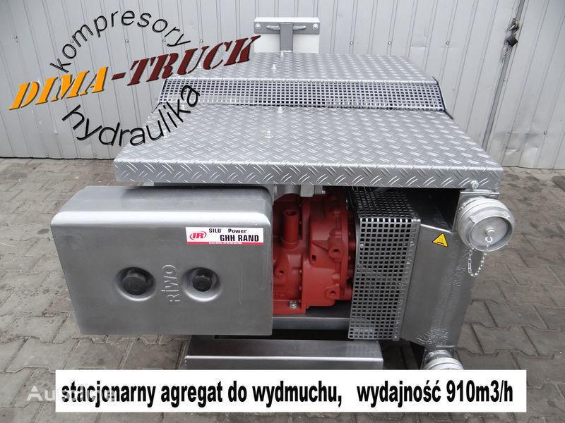 yeni Agregat elektryczny GHH CS80 kamyon için CS80 agregat elektryczny pinömatik kompresör