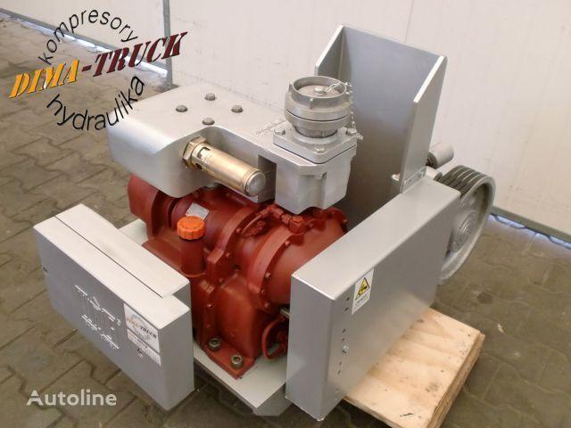 kompresor GHH RAND CG80  kamyon için GHH pinömatik kompresör