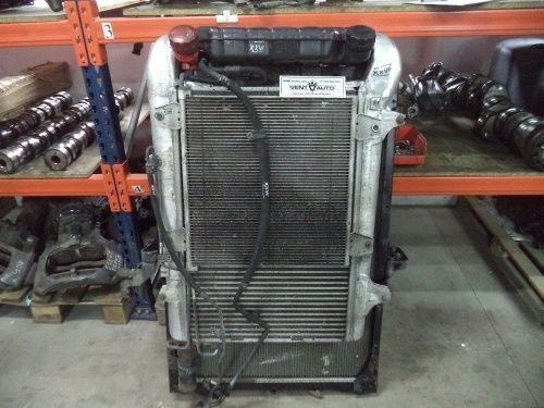 DAF XF 105 tır için DAF radyatör