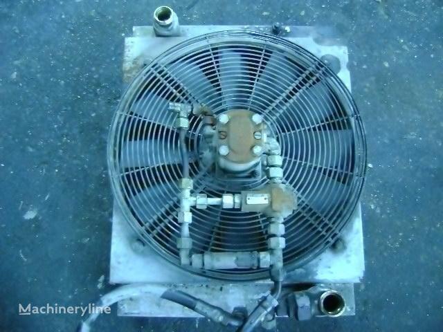 O&K RH6 ekskavatör için Oil radyatör