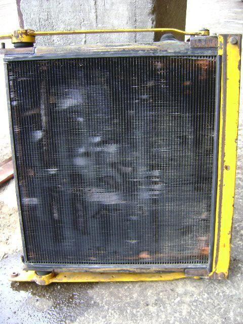 VOLVO 4400 ekskavatör için radyatör
