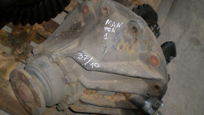 MAN TGA tır için MAN HY-1350 redüktör