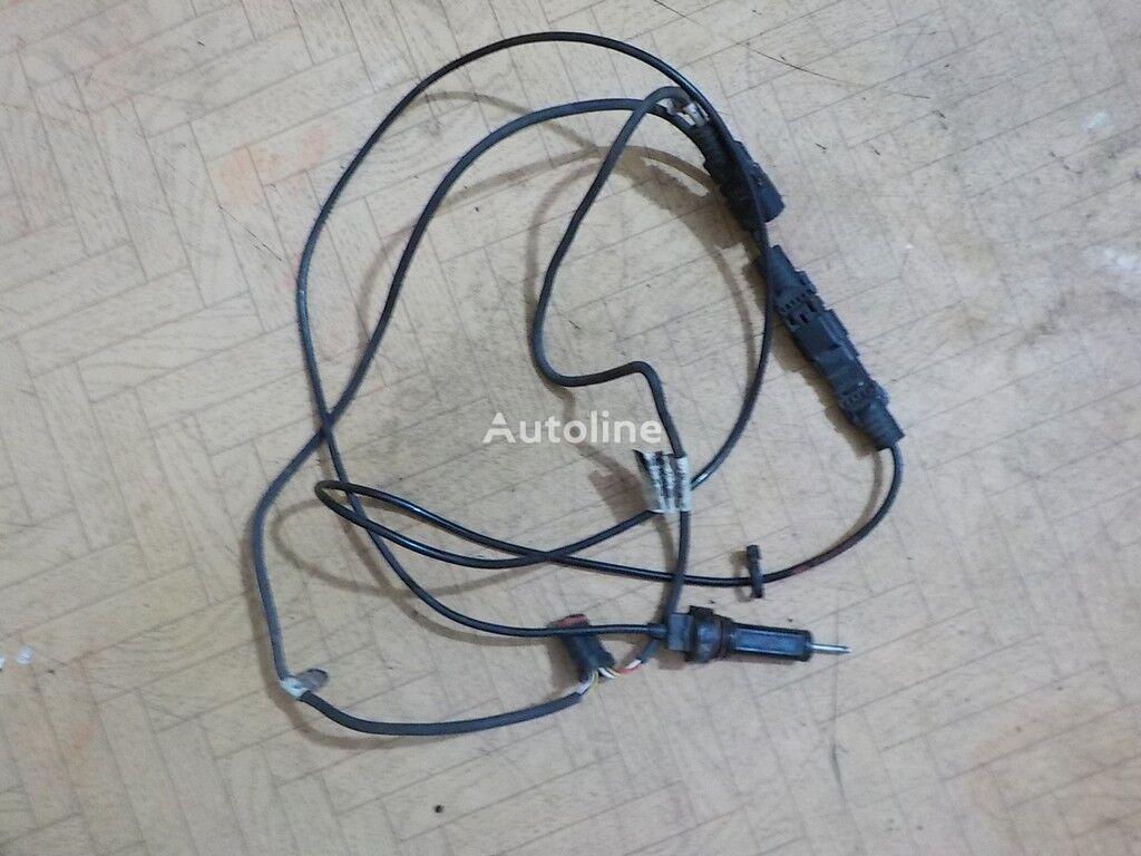 VOLVO kamyon için iznosa tormoznyh kolodok (L=1560mm) LH sensör