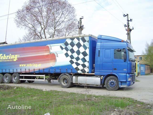 yeni kamyon için spoiler