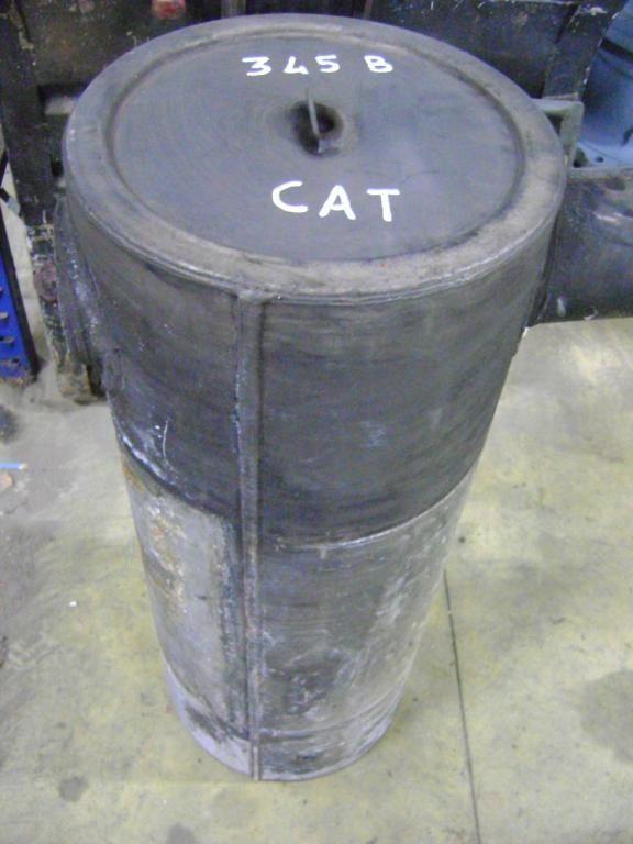 CATERPILLAR 345 B ekskavatör için susturucu
