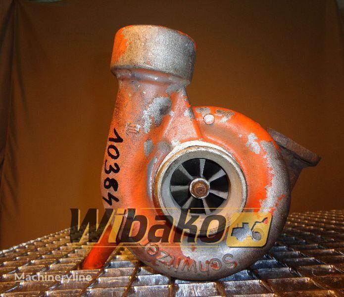 20I9400139 (4204493KZ) diğer için Turbocharger Schwitzer 20I9400139 turbo kompresör