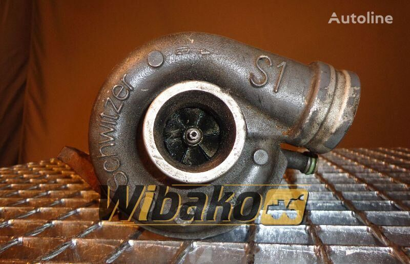 4209164KZ kamyon için Turbocharger Schwitzer 4209164KZ turbo kompresör