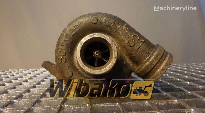 6185010F (07B03-0989) ekskavatör için Turbocharger Schwitzer 6185010F turbo kompresör