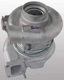 IVECO F3BE0681/3681  kamyon için HOLSET HY55V-HE551V turbo kompresör