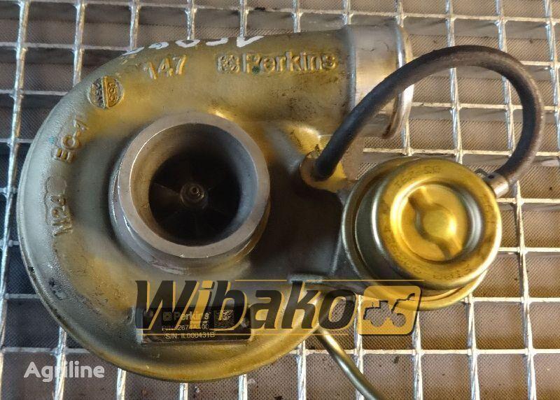 M24 (2674A200) biçerdöver için Turbocharger Perkins M24 turbo kompresör