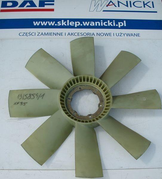 DAF XF 95, XF 105, CF 85  tır için DAF ventilatör