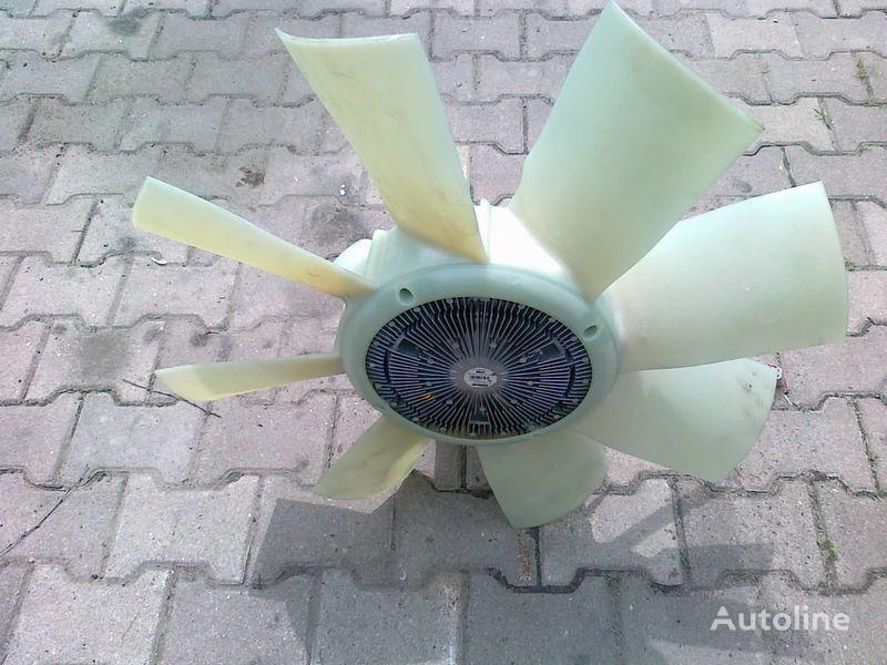yeni SCANIA SERIE  R tır için SCANIA Wenylator SILNIKA 5 PIN ventilatör