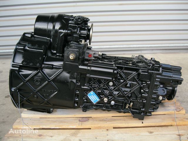 yeni kamyon için 16S151 +NMV ALL VERSIONS vites