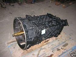 ZF 16 S 221IT für MAN, DAF, Iveco, Renault vites