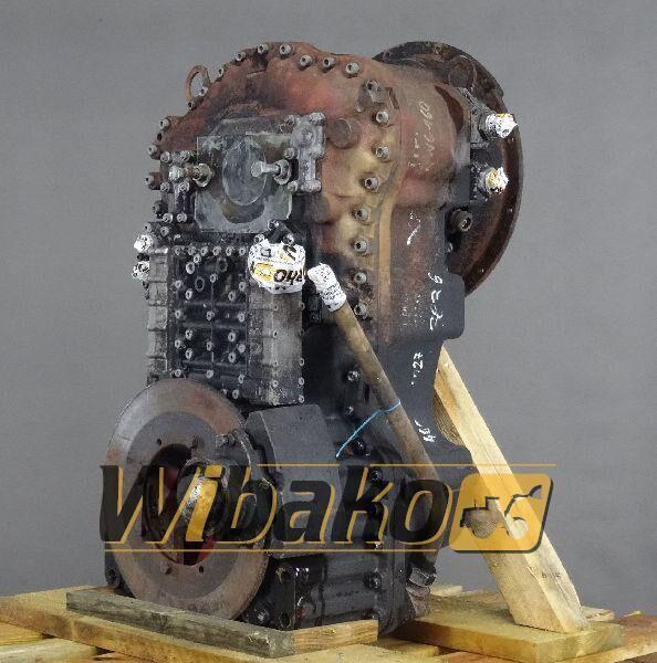 4WG-160 (4656054027) ekskavatör için Gearbox/Transmission Zf 4WG-160 4656054027 vites