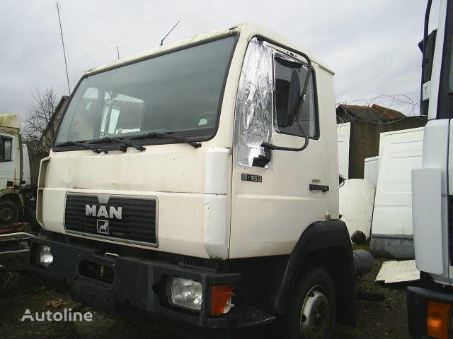 MAN 10.224 kamyon için Eaton FS 4106/5206 vites