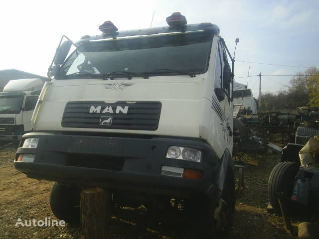 MAN 8.163 kamyon için ZF S6-36 vites