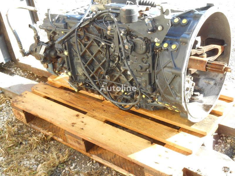 MAN Kipper-Mixer FZ SZM kamyon için New Ecosplit MAN ZF16S2520 TO  Für MAN FZ übers. 13,80-0,84 Part List 1343 002 001 Customer Spec. NO.  81.32003-6676 vites