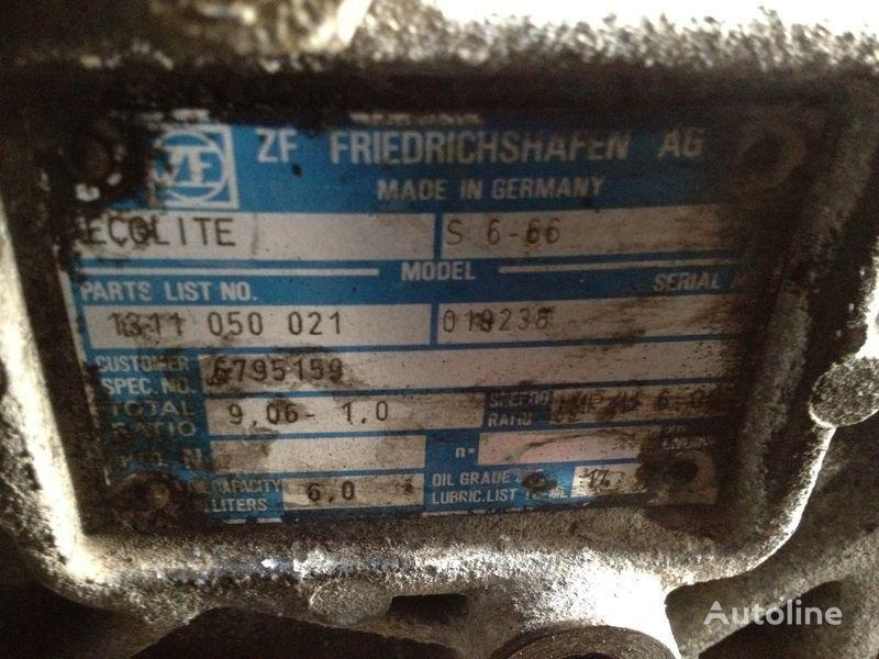 VOLVO fl6 kamyon için ZF ecolite s6-66 vites