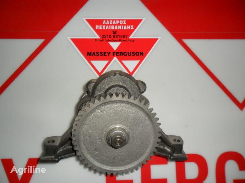 yeni MASSEY FERGUSON 3080-3125-3655-3690-8130-8160 traktör için MASSEY FEGUSON AGCO yağ pompası