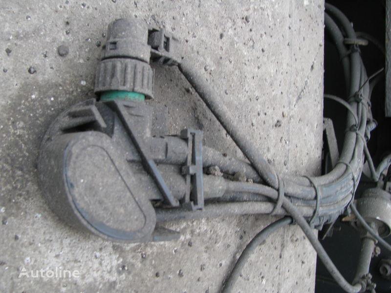 DAF tır için yakıt deposu
