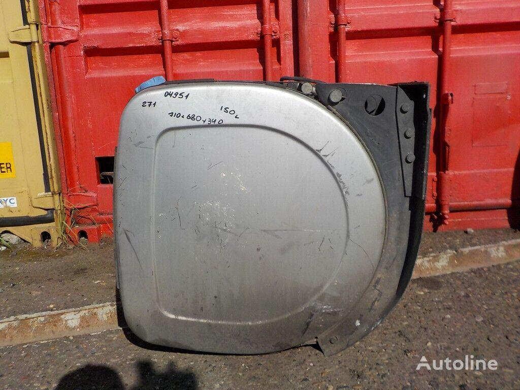 kamyon için Bak mocheviny Volov/RVI 700X700X330 yedek parça