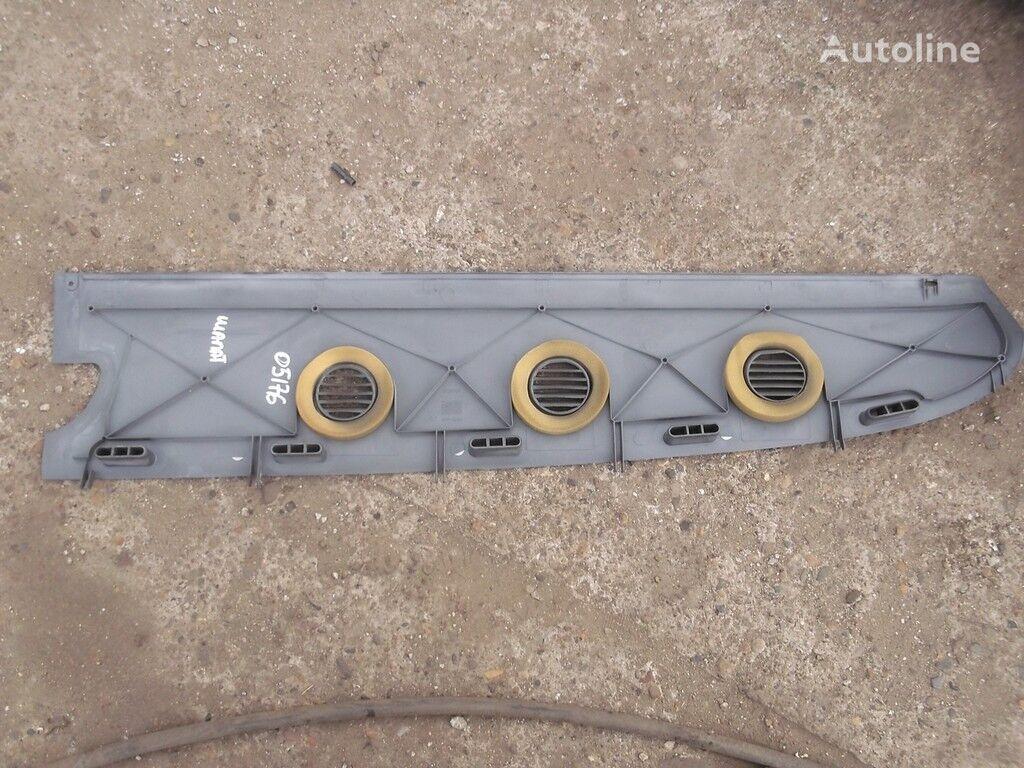 kamyon için Nakladka-vozduhovod peredney paneli RH Scania yedek parça